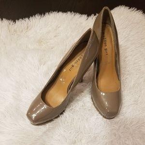 Madden Girl Beige Heels Size 10